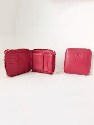 Billetera-helena-pequeña-rojo-oscuro