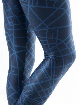 havel printed legging azul-2