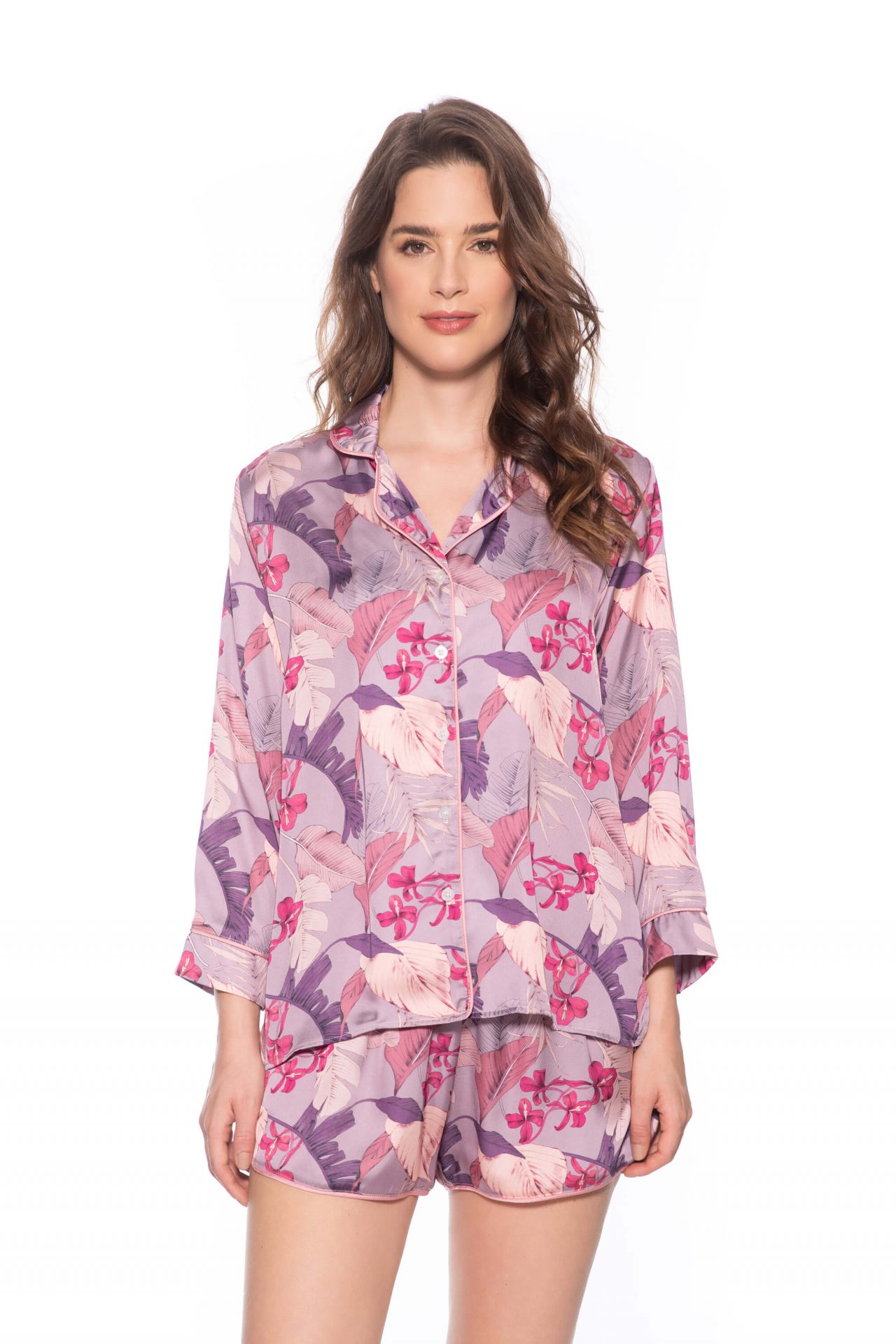 Pijama Palmetto Short Livenza en Atizz