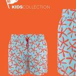 Pantaloneta Espores Naranja Niños RedFlag en Atizz
