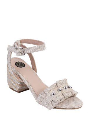 Zapatos Fanti Silver Tahishoes en Atizz