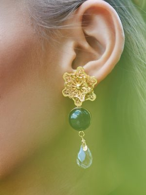 Morelia earrings 2